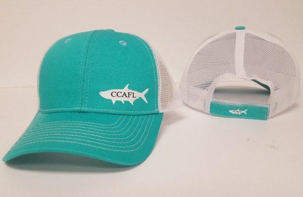 CCA Hat - Seafoam